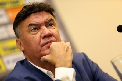 """Новият """"стар"""" президент на БФС се казва Борислав Михайлов"""